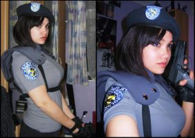 Jill Valentine Prototype by Miko-the-moogle