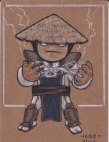 Raiden marker peice by MARR-PHEOS
