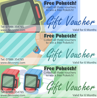 poketch vouchers by Kyle-Dove