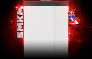 SMKM - YouTube Background by BstonesDesigns