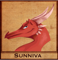 Sunniva Icon by UmbreoNoctie