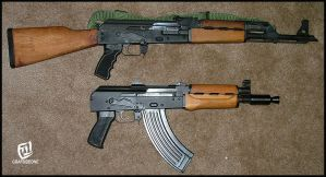 WEAPONS REFERENCE 2011 by KOKORONIN