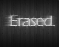 Erased. by Candaftw