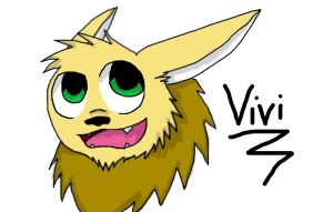 Vivi - Adopt a Veevee by Forest-shrine-wolf