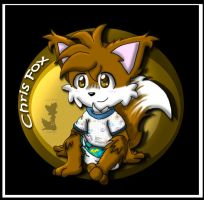 Chris Fox Logo 2 by BabyChrisFox