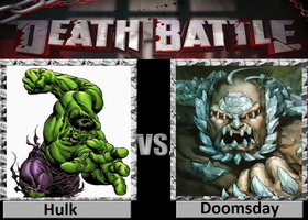 Death Battle Idea #29 Version 2 by rumper1