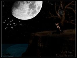 Under The Moon .:revised:. by Tizette-Creations