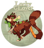 Official Sucat - Lucky Clover Auction (CLOSED) by MahoHaku