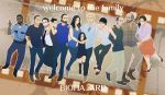welcome to the family by SeaCobalt