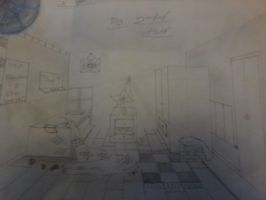 The Bedroom by haileysthelimit