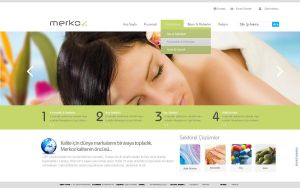 Merkoz Website by grafiket