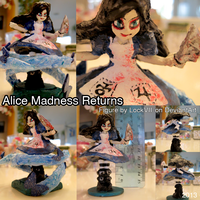 Alice Madness Returns_ Float Figure by LockVII