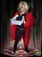 Edward Elric by touchmystylus