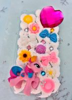 My Little pony decoden phone case by GreenTeaCreations