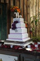 Wedding cake 168 by ninny85310