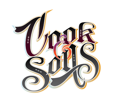 Cook and Sons Logo by identicraft