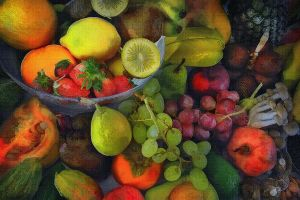SO SWEET ARE THE FRUITS OF LABOUR by SAMLIM