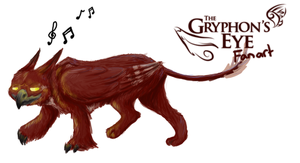 The Gryphon's Eye: Fanart by dandypandy12