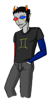 -Homestuck- Sollux by Ukeaco