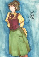 Jane by hobbit-katie