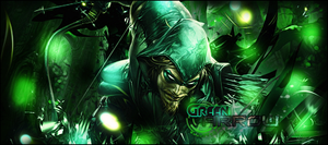 Green Arrow by Superchris12