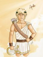 Apollo - Olympian by MargaHG