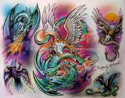 Battle by Artistic-Tattooing