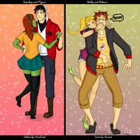 Double Date by HinaTink