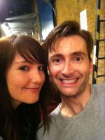 Meeting David Tennant by Anime-Reality
