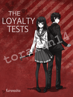 Cover Art Commission: THE LOYALTY TESTS by torakun14