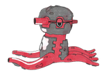 Octillery Forretress Fusion by Axel-Comics