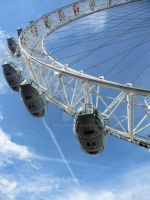 London Eye by WorldII