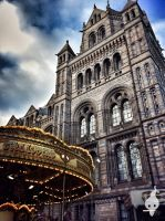 Natural History Museum by Oonayo