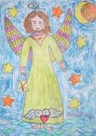 Angel of awareness by ingeline-art