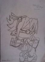 Maplestory Magician Drawing by UNSJN