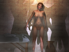 terrific shadow on massage room by ghost1701