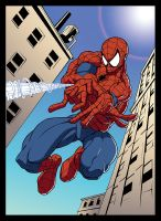 Spider-Man by Micha81