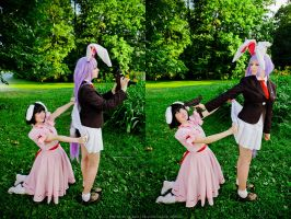Touhou Project: Pantsu-shot failed! by AmaneMiss