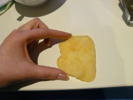 Dave, The Potato Chip by sifie14