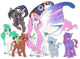 DLdH Charas als My Little Pony by Megaloceros-Urhirsch
