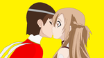 Im Sorry But I Love You Asuna by V1EWT1FUL