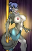 Commission - Kaveri in Pole Postion - Final by Kurtassclear
