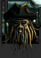 Davy Jones by Yootah