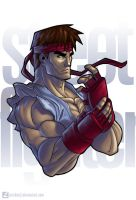 Ryu Colors by erickenji