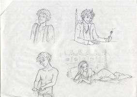 Tristan and Isolde practice by Artemis-aka-Diana