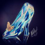 The 2nd Glass Slipper by grecianoktapodievil