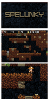 Spelunky by Aygtets