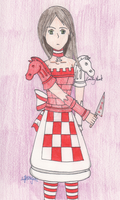 American McGee's Alice - Checkmate by SwiftNinja91