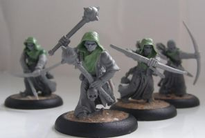 [MODheim] Necromancer's Cultists by maxxev