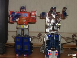 Two Awesome Primes by Perceptor